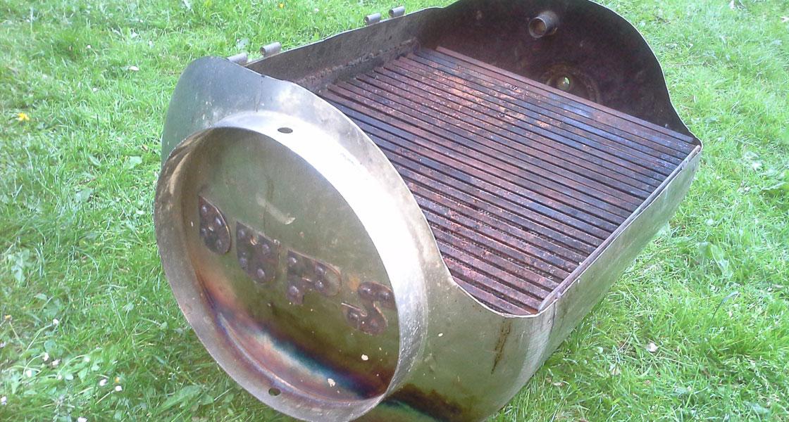 Stanley Steel BBQ